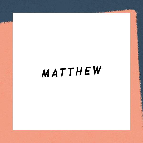 The Gospel of Matthew continues the Bible story with Jesus' ministry